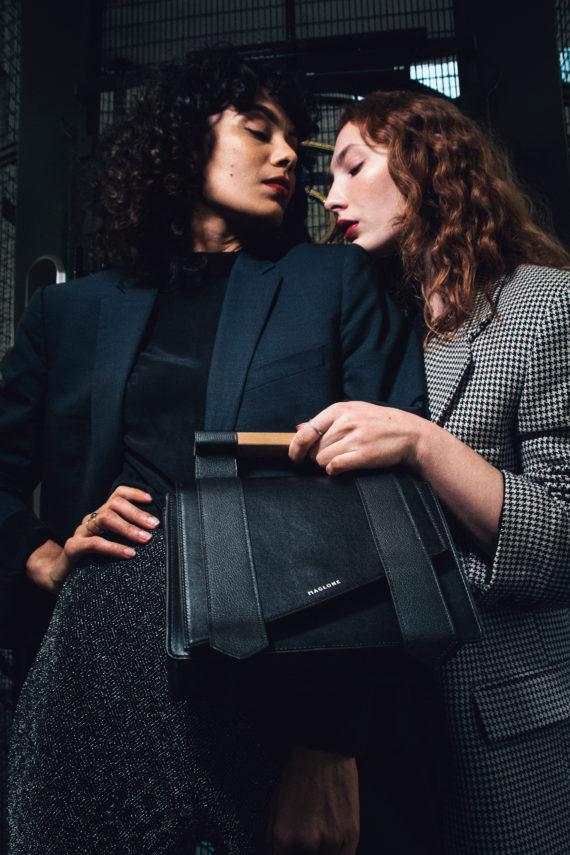 sac mag noir