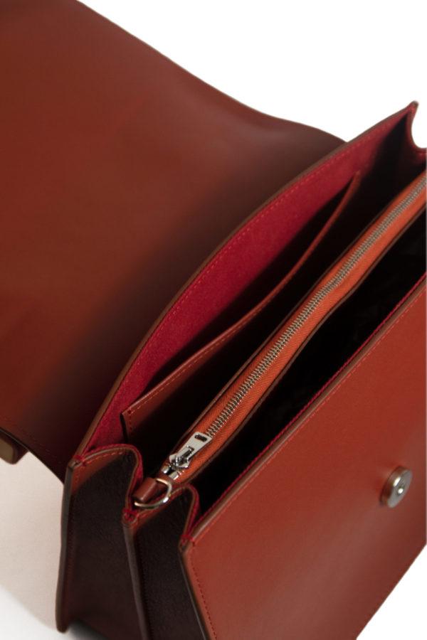 detail sac camel mag