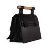sac cuir mag noir