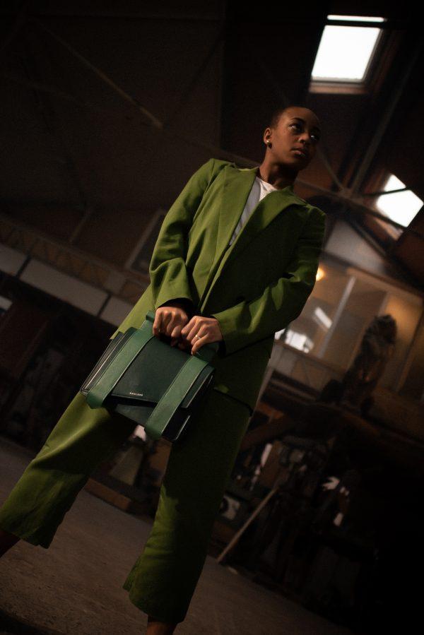 sac maglone vert